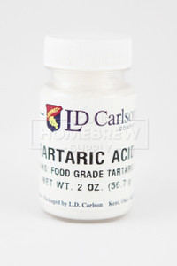 Tartaric Acid 2 oz