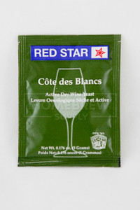 Red Star Cote Des Blanc Wine Yeast