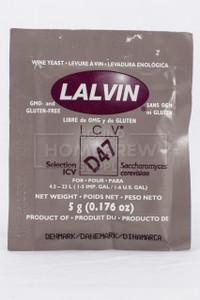Lalvin ICV D-47 Wine Yeast