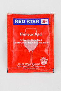 Red Star Pasteur Red Wine Yeast (5g)