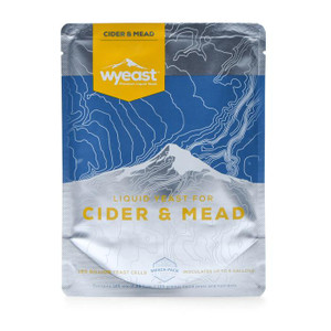 Wyeast Dry Mead Yeast (4632)