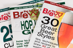 BYO Magazine - Monthly Issues
