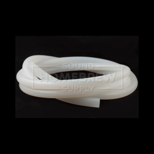 "Tubing - Silicone, 1/2"" High Temp (per foot)"