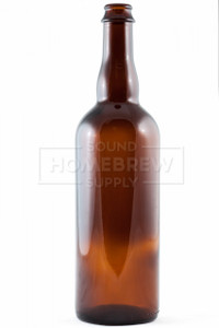 Bottle, Beer - Belgian 750 ml (case of 12)
