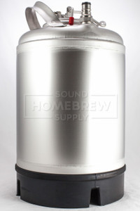 Corny Keg - 2.5 Gallon New