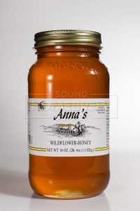 Honey, Wildflower 36 oz Jar