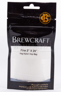 "Hop Bag, Nylon Fine 2"" x 24"""