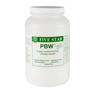 Powdered Brewery Wash (PBW) 8 lb