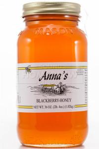 Honey, Blackberry 36 oz Jar