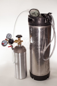 Kegging System - Used, 5 gal
