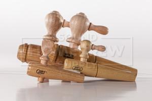 """Wood Barrel Spigot #3 - 8"""""""