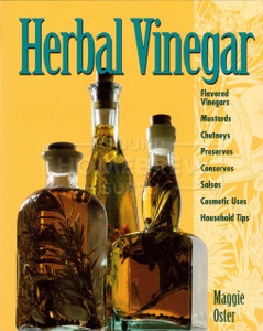 Book - Herbal Vinegar (Oster)