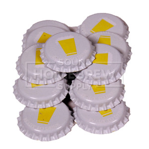 Bottle Caps, Cold Activated O2 Barrier (50 ct)