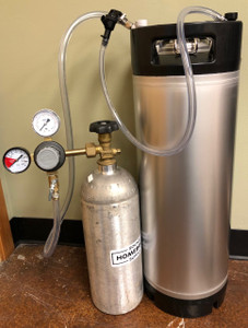 Kegging System - New, 5 gal           ON SALE! Store pick up only, curbside.