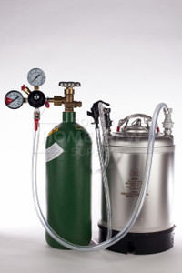 Kegging System - New, 2.5 gal