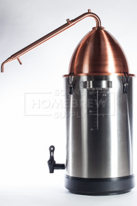 Turbo 500 Copper Alembic Dome