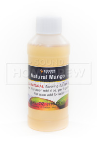 Mango Fruit Flavoring 4oz