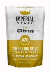 Citrus A20 Imperial Yeast