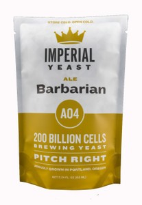 Barbarian A04 Imperial Yeast