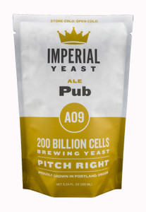Pub A09 Imperial Yeast