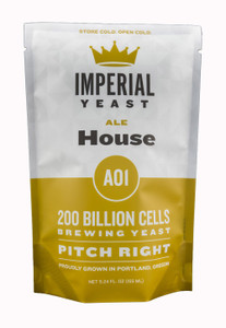 House A01 Imperial Yeast