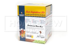 Brewer's Best American Red Ale, 1 Gallon