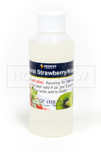 Strawberry Kiwi Fruit Flavoring 4oz