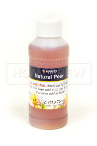 Pear Fruit Flavoring 4oz