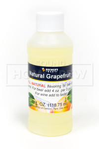 Grapefruit Fruit Flavoring 4oz