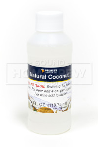 Coconut Fruit Flavoring 4oz