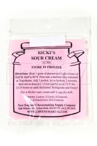 Direct Set Culture - Sour Cream