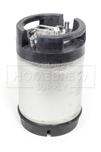 Corny Keg, 2.5 Gallon - New