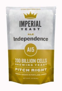 Independence A15 Imperial Yeast