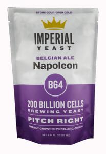 Napoleon Yeast B64