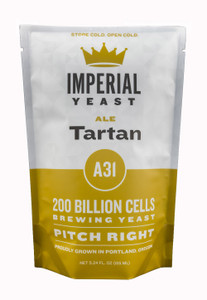 Tartan A31 Imperial Yeast