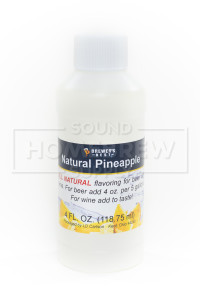 Pineapple Fruit Flavoring 4oz
