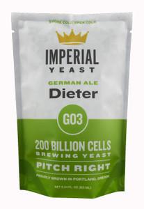 Deiter G03 Imperial Yeast