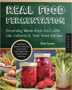 Book - Real Food Fermentation (Lewin)