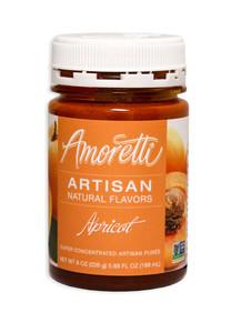 Apricot, Amoretti Artisan Fruit Puree