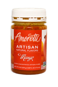 Mango, Amoretti Artisan Fruit Puree