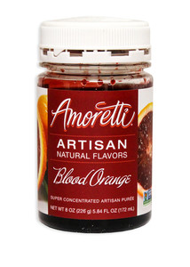 Blood Orange, Amoretti Artisan Fruit Puree