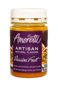 Passion Fruit, Amoretti Artisan Fruit Puree
