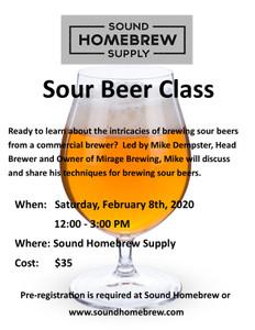 Sour Beer Class
