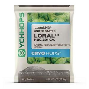 Loral Cryo Pellet Hops, 1 oz.