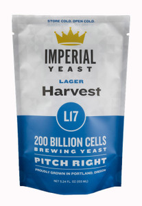 Harvest L17 Imperial Yeast