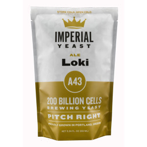 Loki Yeast A43