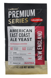 Lallemand American East Coast Ale Dry Yeast - New England