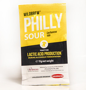 This first yeast in the WildBrew series is a great choice for innovative, sessionable sour beers with refreshing acidity and notes of stone fruit. With high attenuation, high flocculation and good head retention, WildBrew Philly Sour is an ideal yeast for traditional styles such as Berliner Weiss, Gose, American Lambic Styles and American Wild Ales, and its resistance to hops make it perfect for Sour IPA's.
