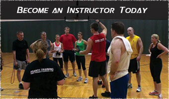 Become An Instructor