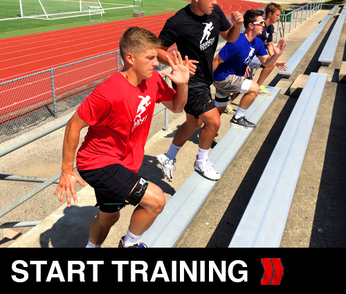 Football Bleacher Workout For Legs